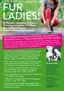 Veranstaltung Ladies